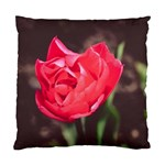 Red flower Cushion Case (Two Sides)