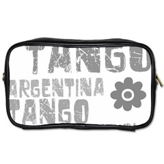 Argentina tango Toiletries Bag (One Side) from ArtsNow.com Front