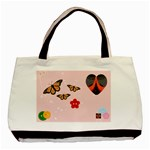 tote bag - butterfly splash Classic Tote Bag