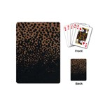 Charcoal Dot Playing Cards (Mini)