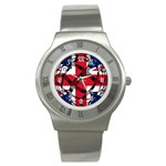 United Kingdom Stainless Steel Watch