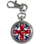 United Kingdom Key Chain Watch