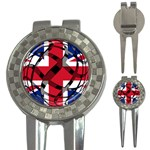 United Kingdom 3-in-1 Golf Divot