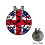 United Kingdom Golf Ball Marker Hat Clip