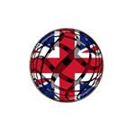 United Kingdom Hat Clip Ball Marker (10 pack)