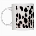 Snow Leopard	 White Mug