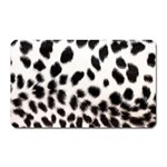 Snow Leopard	 Magnet (Rectangular)