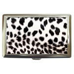 Snow Leopard	 Cigarette Money Case