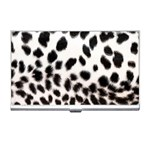Snow Leopard	 Business Card Holder