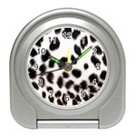 Snow Leopard	 Travel Alarm Clock