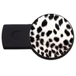 Snow Leopard	 USB Flash Drive Round (4 GB)