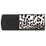 Snow Leopard	 USB Flash Drive Rectangular (4 GB)