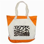 Snow Leopard	 Accent Tote Bag