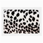 Snow Leopard	 Glasses Cloth (Large)