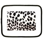 Snow Leopard	 Netbook Case (Large)