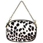 Snow Leopard	 Chain Purse (One Side)