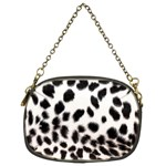 Snow Leopard	 Chain Purse (Two Sides)
