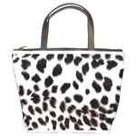 Snow Leopard	 Bucket Bag