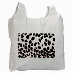 Snow Leopard	 Recycle Bag (Two Side)