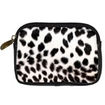 Snow Leopard	 Digital Camera Leather Case