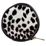 Snow Leopard	 Mini Makeup Bag