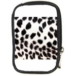 Snow Leopard	 Compact Camera Leather Case