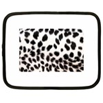 Snow Leopard	 Netbook Case (XL)