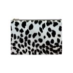 Snow Leopard	 Cosmetic Bag (Medium)