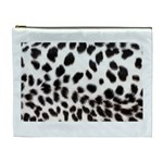 Snow Leopard	 Cosmetic Bag (XL)