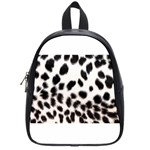 Snow Leopard	 School Bag (Small)