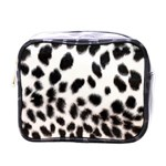 Snow Leopard	 Mini Toiletries Bag (One Side)