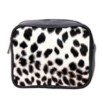 Snow Leopard	 Mini Toiletries Bag (Two Sides)