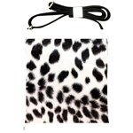 Snow Leopard	 Shoulder Sling Bag
