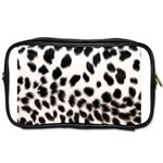 Snow Leopard	 Toiletries Bag (Two Sides)