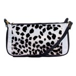 Snow Leopard	 Shoulder Clutch Bag