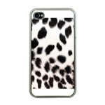 Snow Leopard	 Apple iPhone 4 Case (Clear)