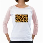 Leopard Print	 Girly Raglan