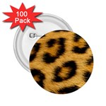 Leopard Print	 2.25  Button (100 pack)