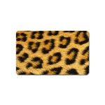 Leopard Print	 Magnet (Name Card)