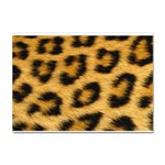 Leopard Print	 Sticker A4 (10 pack)