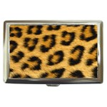 Leopard Print	 Cigarette Money Case
