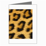 Leopard Print	 Greeting Cards (Pkg of 8)