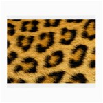 Leopard Print	 Glasses Cloth (Small)
