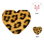 Leopard Print	Playing Cards (Heart)