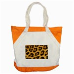 Leopard Print	 Accent Tote Bag