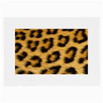 Leopard Print	 Glasses Cloth (Large)
