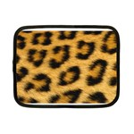 Leopard Print	 Netbook Case (Small)