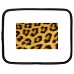 Leopard Print	 Netbook Case (Large)