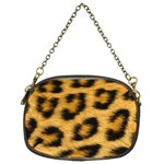 Leopard Print	 Chain Purse (Two Sides)