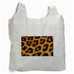 Leopard Print	 Recycle Bag (One Side)